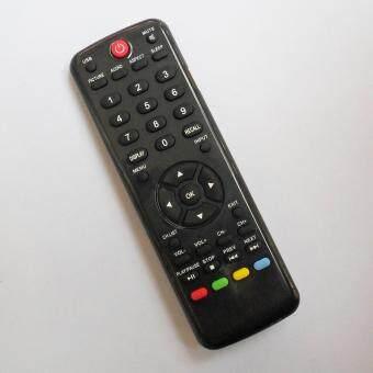 รีโมทใช้กับไฮเออร์ ทีวี แอลอีดี รหัส HTR-D09B (สีดำ)