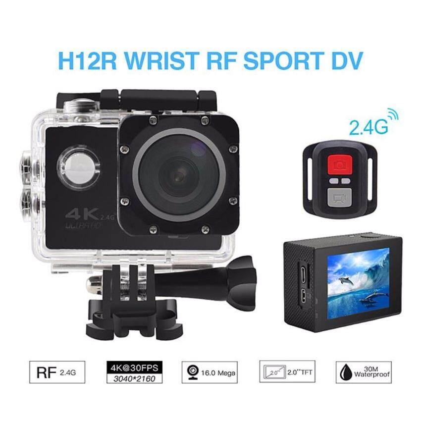 I-smart SPORTS CAM WIFI+WRIST RF 4K