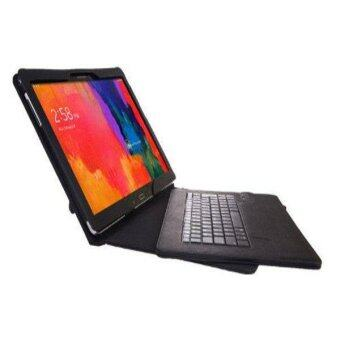 iLife WAWO Smart Cover Bluetooth Keyboard Case for Samsung Galaxy Note PRO & Tab PRO 12.2 inch Tablet-Black