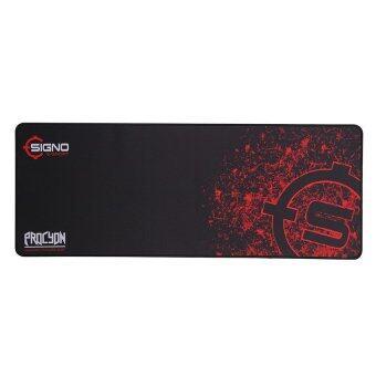 Signo แผ่นรองเมาส์ E-Sport Gaming Mouse Mat รุ่น MT-312S (Speed Edition)