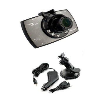 Camera good it FHD Car Cameras กล้องติดรถยนต์ รุ่น G30C แพ็คคู่ (Black) (image 1)