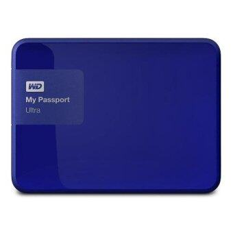 "WD NEW My Passport Ultra 2.5"" 4TB (WDBBKD0040BBL) Portable Storage (Noble Blue)(4TB)"