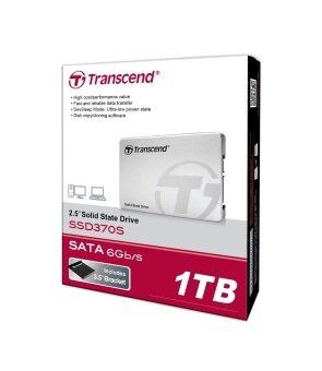 Transcend Solid State Drives SATA III 6Gb/s SSD370 (Premium) 1TB