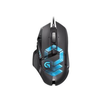 Logitech G502 Proteus Spectrum RGB Tunable Gaming Mouse (Black)