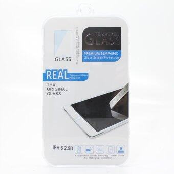 PPDeliver กระจกกันรอย iPhone 6+/6 Plus Premium Tempered Glass แบบบาง ขอบโค้ง