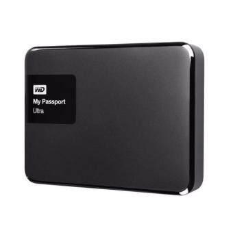 WD NEW MY PASSPORT ULTRA 500GB WDBWM5000ABK-SESN (Black)(500GB)