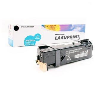 LASUPRINT Fuji Xerox DocuPrint CP305d / CM305df ตลับหมึกเลเซอร์ เลเซูพรินท์ CT201632 (Black)