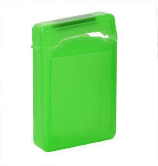 niceEshop 3.5 Inch IDE SATA HDD Hard Drive Storage Box Protective Case (Green) - Intl