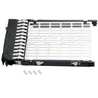 "2.5"" SATA SAS Hard Disk Tray Caddy for HD HP Proliant BL480c + 4 Screws - Intl"