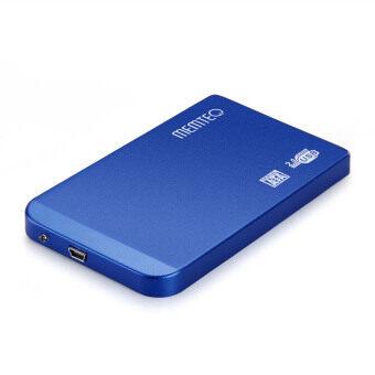 WiseBuy MEMTEQ USB 2.0 6.35ซม SATA ฮาร์ดดิสก์ไดรฟ์ดิสก์ฮาร์ดดิสก์ภายนอกฝาปิดฝากล่องเคส