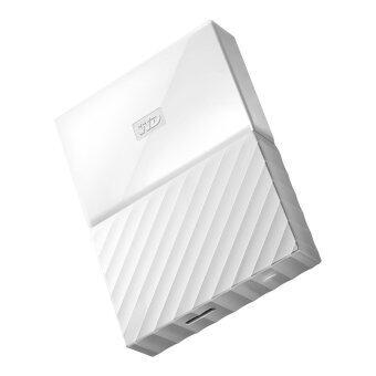 WD My Passport New Model 1TB (White) (WDBYNN0010BWT-WESN)