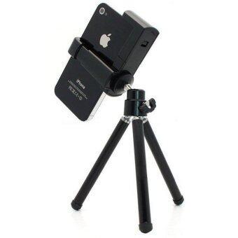 gadgettoget ขาตั้งกล้อง iPhone หัวบอล หมุนได้ 360 องศา AF001 - สีดำ