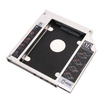 12.7mm Second SATA Computer Hard Drive Adapter Bay Caddy - Intl
