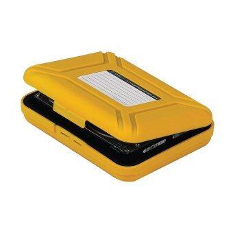 ORICO กล่องเก็บ ฮาร์ดดิสก์ รุ่น PHX-35 - สีเหลือง