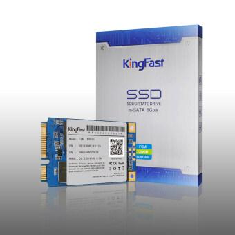 KingFast F6M 128GB SSD Internal Solid State Drive mSATA III MLC Flash Slim - Intl