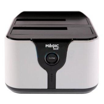 Magictech Docking 2.5/3.5'' SATA รุ่น MT-05 USB3 (White)