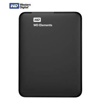 WD Elements Portable External Hard Drive 1TB (WDBUZG0010BBK-EESN)