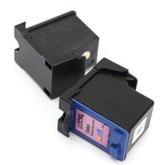 2PK For HP 21XL 22XL Compatible Ink Cartridges C9351AN C9352AN For HP Deskjet Printer - INTL