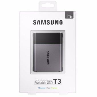 Samsung1TB T3 Portable SSD with USB3.0 and OTG
