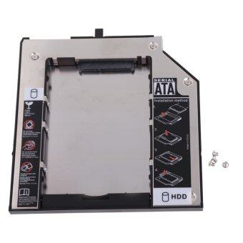SATA to SATA 2nd HDD Caddy Adapter For IBM Thinkpad T400 T400s T420s T420si - Intl