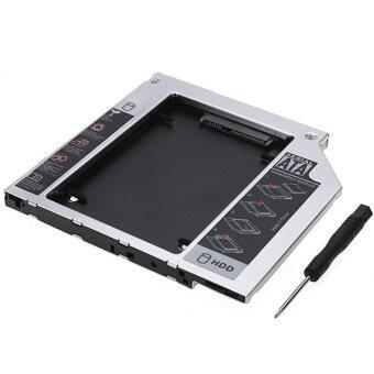 SATA 2nd HDD HD Hard Driver Caddy for 9.5mm CD/DVD-ROM Optical Bay set - Intl