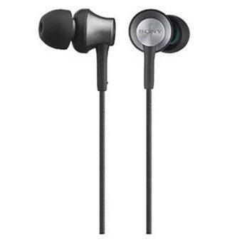 SONY B Inner ear Headphones Brass MDR-EX650 (Black)