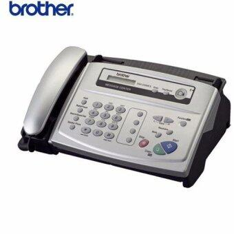 Brother เครื่องโทรสาร FAX-335MCS Fax Machines (Silver)