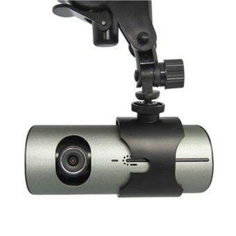Babybear กล้องติดรถยนต์สองเลนส์ รุ่น R300