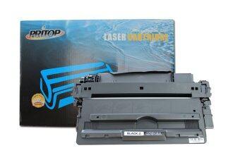 Pritop HP Q7516A (16A) Black ตลับหมึกเลเซอร์เทียบเท่า