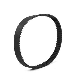 1pc 450mm Rubber Timing Belt Synchronous Belt 5mm Pitch 15mm Width for 3D Printer - intl