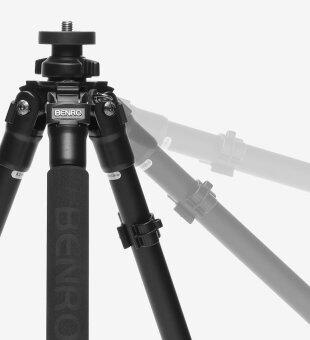 Benro ขาตั้งกล้อง Classic Magnesium-Aluminum