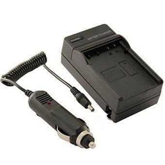 JNT แท่นชาร์จในบ้าน พร้อมสายชาร์จในรถ แบตเตอรี่ Canon 550D,600D,650D,700D Canon LP-E8 Battery Charger
