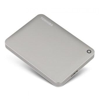 Toshiba Canvio Connect2 External Hard Drive HDD USB 3.0 1TB Satin - Intl