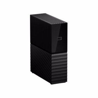 WD HDD - HARD DISK EXTERNAL 3.5 6TB MY BOOK 2017 (WDBBGB0060HBK)