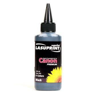 LASUPRINT หมึกเติม Canon Inkjet ขนาด 100ml ( Black )