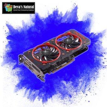 XFX การ์ดจอ รุ่น RX 460 Double Fan (4GB DDR5) แบบ OEM รับประกัน 3 ปี