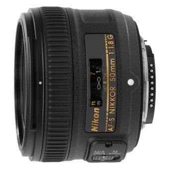 Nikon AF-S NIKKOR 50mm f/1.8G f1.8G Lens Black