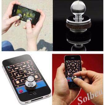 จอยเกมส์มือถือ Joystick-It Arcade Game Stick Controller for iPad and Android Tablets Silver