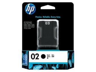 HP 02 AP Black Ink Cartridge
