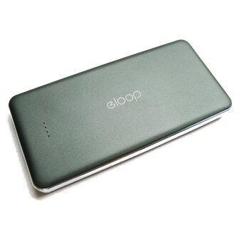 Eloop E13 Power Bank 13000mAh - สีดำ