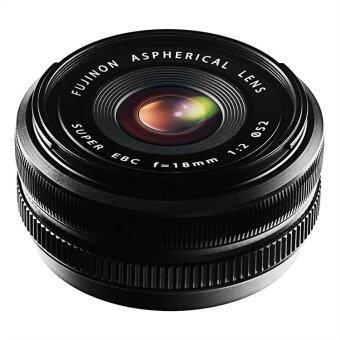 Fujifilm Fujinon XF 18mm f/2 f2 R Lens (Black)