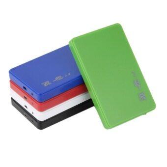 CHEER USB 2.0 480Mbps Enclosure Case Box For Laptop 2.5inch SATA Hard Drive (Black)