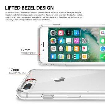 Ringke Fusion iPhone7Plus 5.5' เคสใสกันกระแทก ผ่านการทดสอบการกระแทกระดับ Military Grade ด้วยเทคโนโลยีกระจายแรงกระแทก (สีใส) (image 4)