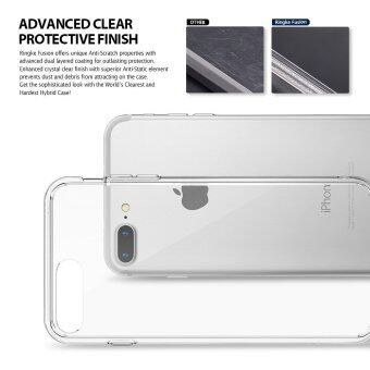 Ringke Fusion iPhone7Plus 5.5' เคสใสกันกระแทก ผ่านการทดสอบการกระแทกระดับ Military Grade ด้วยเทคโนโลยีกระจายแรงกระแทก (สีใส) (image 3)