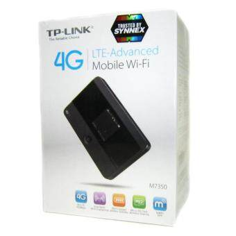 TP-LINK M7350 4G LTE-Advanced Mobile WiFi (4G พ๊อกเก็ตไวไฟ) 3G/4G ROUTER