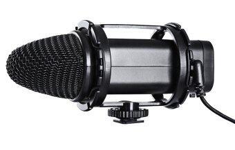 BOYA Compact Stereo Microphone รุ่น BY-V02