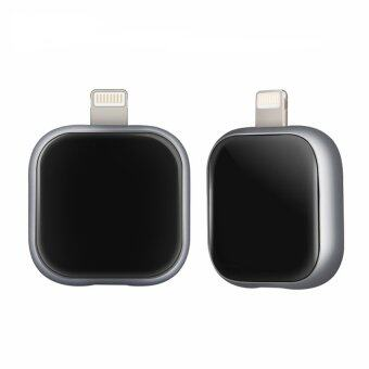 Newest 128G USB Flash Drive Pendrive for Apple product for iphone5/5s/6/6s/plus/Ipad External Storage Mobile U Disk(Black) - intl