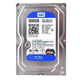 Western Hard Disk PC SATA-III 500 GB. Blue (32MB,)
