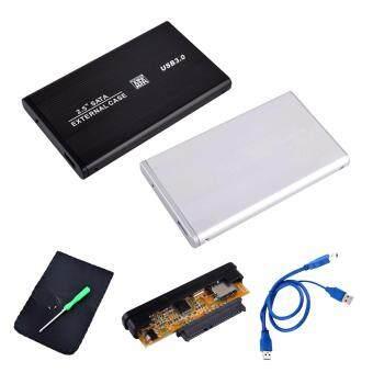 กล่อง Harddisk พกพา External Harddisk 3.0 USB 3.0 HDD Case Hard Drive SATA External Enclosure Box Hard Disk Drive Case Box