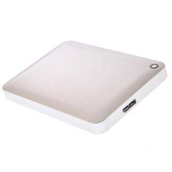 Toshiba Hard Disk External 2.5 1TB. (Gold)